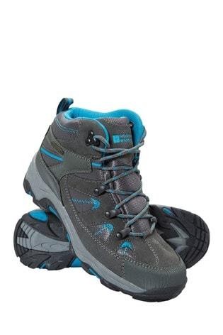 Mountain Warehouse Teal Rapid Womens Waterproof Boots