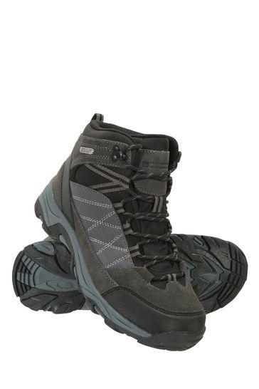 Mountain Warehouse Black Rapid Womens Waterproof Boots