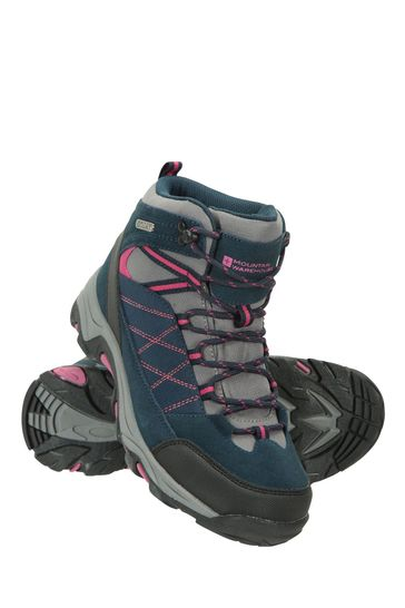 Mountain Warehouse Navy Rapid Womens Waterproof Boots