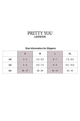 Pretty You London Grey Pretty You London Diana Jewel Toe Post Slipper