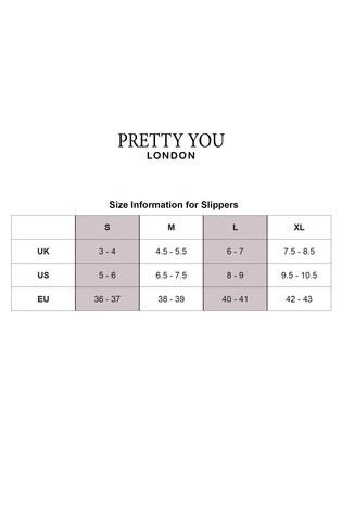 Pretty You London Cream Darcy Jewel Slider