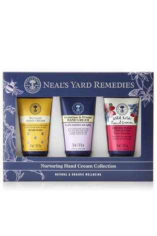 Neals Yard Remedies Nurturing Hand Cream Collection