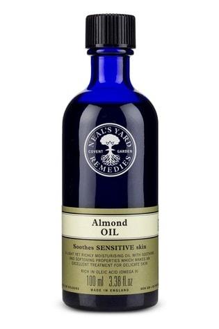 Neals Yard Remedies Organic Almond Oil 100ml
