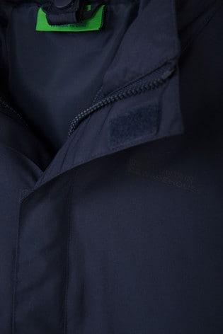 Mountain Warehouse Navy Fell Kids 3 In 1 Water Resistant Jacket