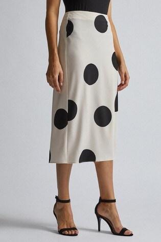 Dorothy Perkins Satin Midaxi Skirt