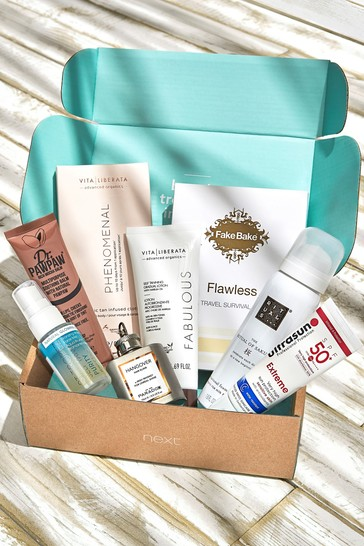 Summer Branded Beauty Box