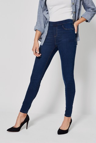 Dorothy Perkins Indigo Tall Eden Skinny Jeans