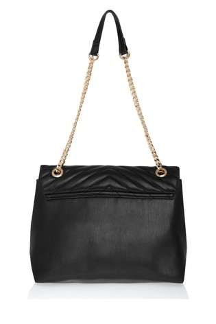 Lipsy Large Quilted Crossbody Bag