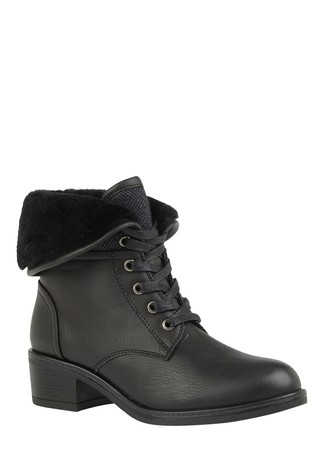 Lotus Althea Ankle Boots