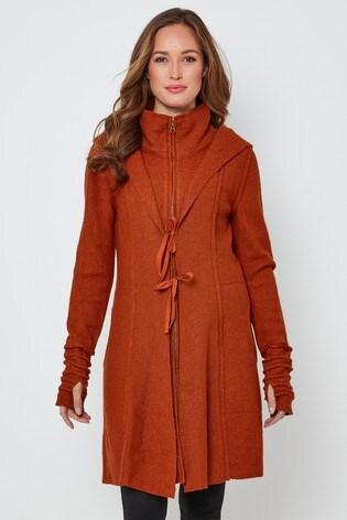 Joe Browns Vibrant Boiled Wool Jacket