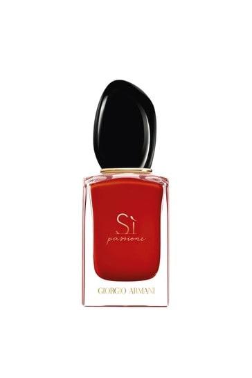 Armani Beauty Si Passione Eau De Parfum 30ml