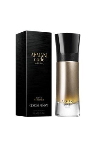 Armani Beauty Armani Code Absolu Parfum For Men 110ml