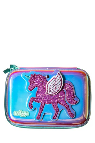 Smiggle Mint Believe Hardtop Pencil Case