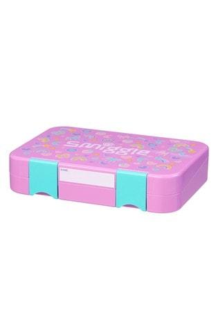 Smiggle Purple Happy Bento Lunchbox