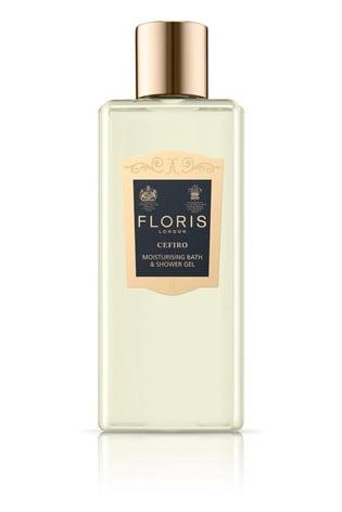 Floris Cefiro Moisturising Bath and Shower Gel 250ml
