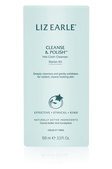 Liz Earle Cleanse & Polish 100ml Starter Kit