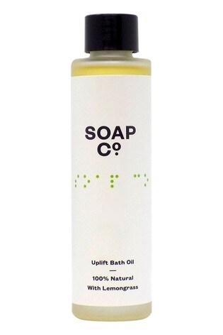 The Soap Co. 100 Natural Bath Oil 100ml