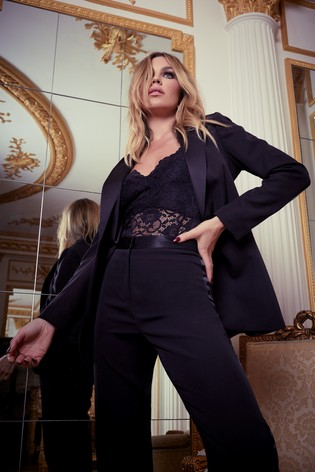 Abbey Clancy x Lipsy Tuxe Trouser