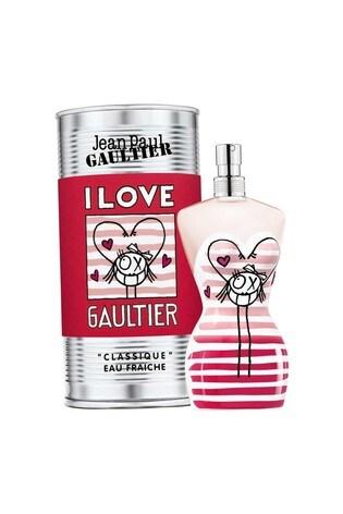 Jean Paul Gaultier Classique Eau Fraiche Eau De Toilette 100ml