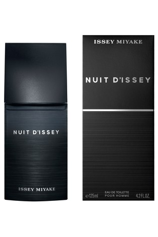 Issey Miyake Nuit d'Issey Eau de Toilette 125ml