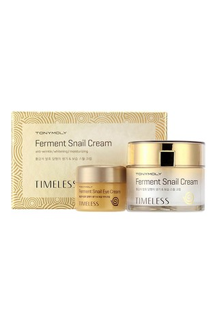 TONYMOLY Timeless Ferment Snail Cream with Free Ferment Snail Eye Cream 20ml