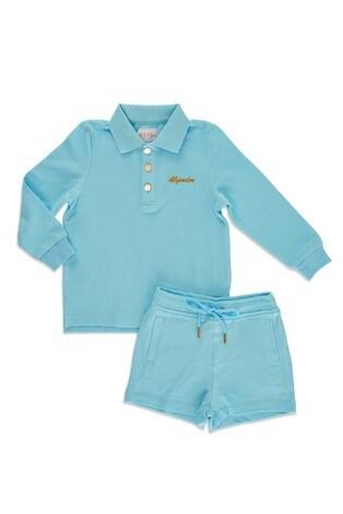 Personalised Mini Boys Short & Top Set by HA Designs