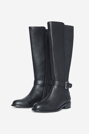 Dorothy Perkins Black Opera Long Boot