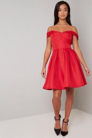 Chi Chi London Petite Jade Dress