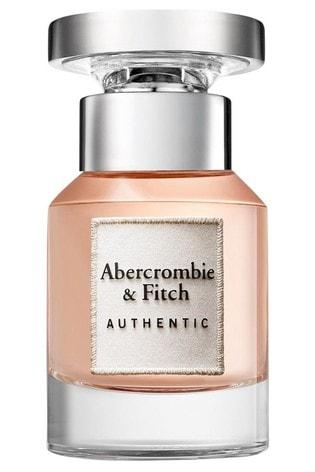 Abercrombie & Fitch Authentic for Women Eau de Parfum 30ml