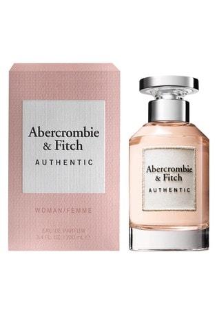 Abercrombie & Fitch Authentic for Women Eau de Parfum 100ml