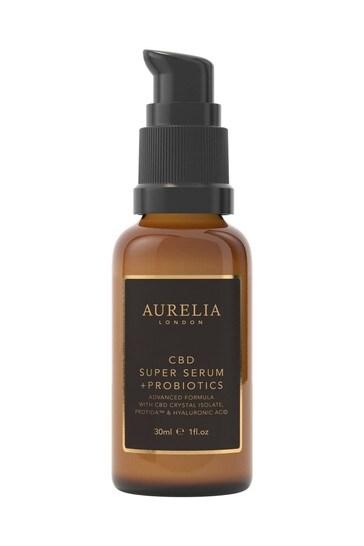 Aurelia CBD Super Serum + Probiotics 30ml