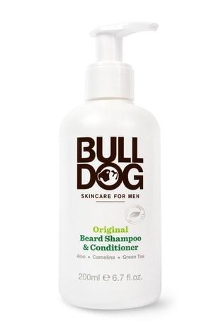Bulldog Original 2in1 Beard Shampoo & Conditioner 200ml