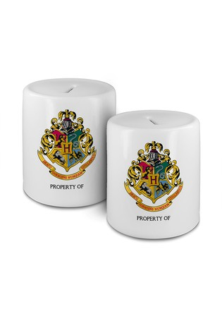 Personalised Harry Potter Hogwarts Money Bank By YooDoo
