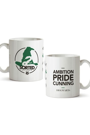 Personalised Harry Potter House Pride Slytherin Mug By YooDoo