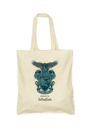 Personalised Harry Potter Ravenclaw House Shopper By YooDoo