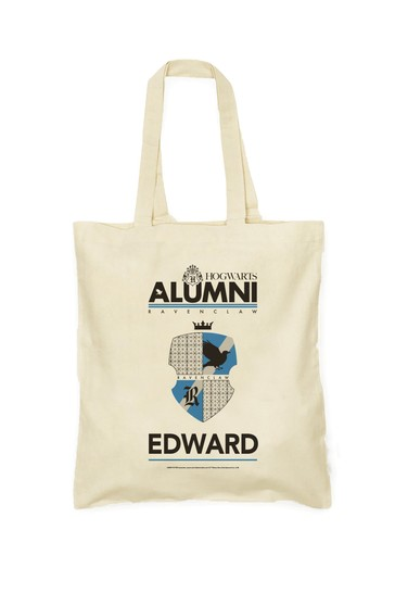 Personalised Harry Potter House Pride Ravenclaw Shopper by YooDoo