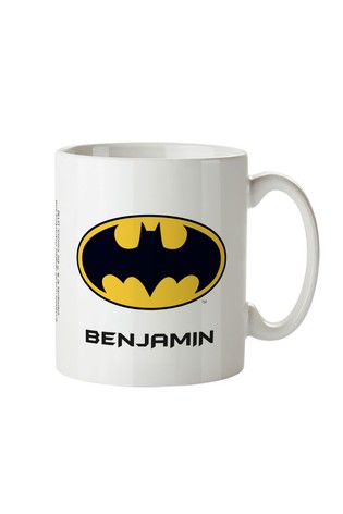 Personalised Batman Mug By YooDoo
