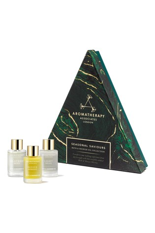 Aromatherapy Associates Seasonal Saviours Trio Collection