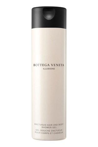 Bottega Veneta Illusione For Him Unctuous Hair & Body Shower Gel 200ml