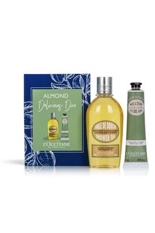 L'Occitane Delicious Almond Duo