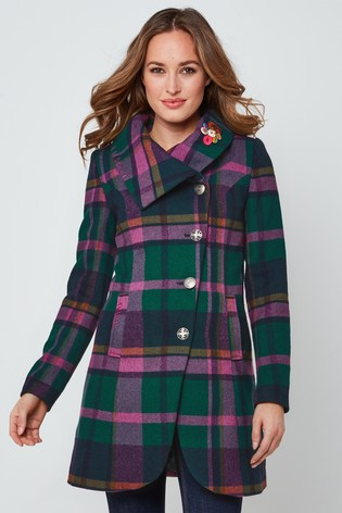 Joe Browns Fancy Collar Coat