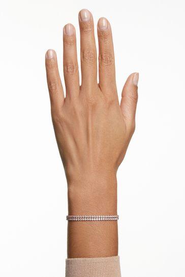 Swarovski Rose Gold Subtle Bracelet