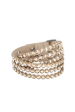Swarovski Gold Power Collection Bracelet