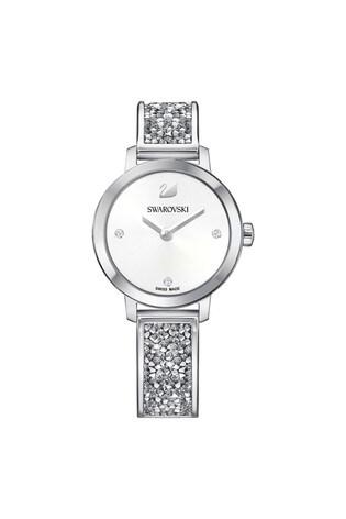 Swarovski Silver Cosmic Rock Watch