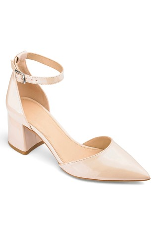 Simply Be Extra Wide Fit Este Court Shoe