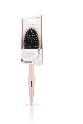 BaByliss Rose Blush Smoothing Brush