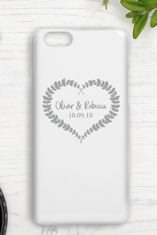 Personalised Couples Phone Case By Koko Blossom