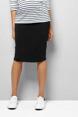 New Look Maternity Jersey Tube Skirt