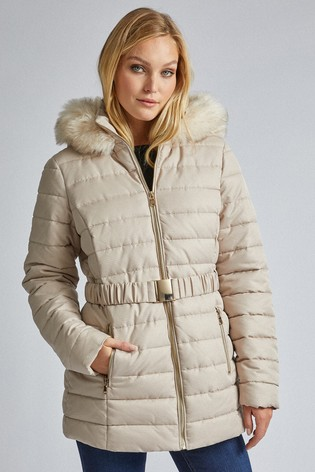 Dorothy Perkins Tall Short Lux Padded Jacket