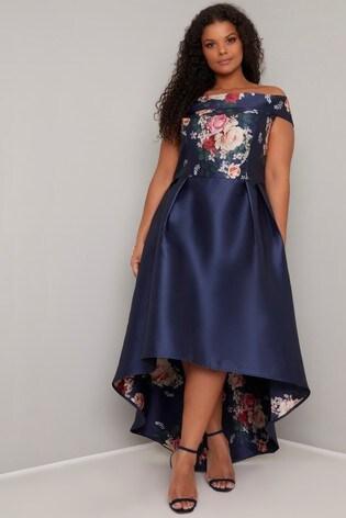 Chi Chi London Curve Giadah Dress